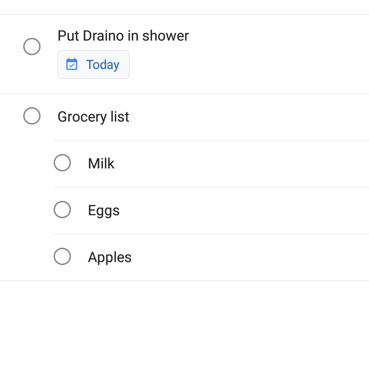 Google Tasks Alternatives and Similar Software