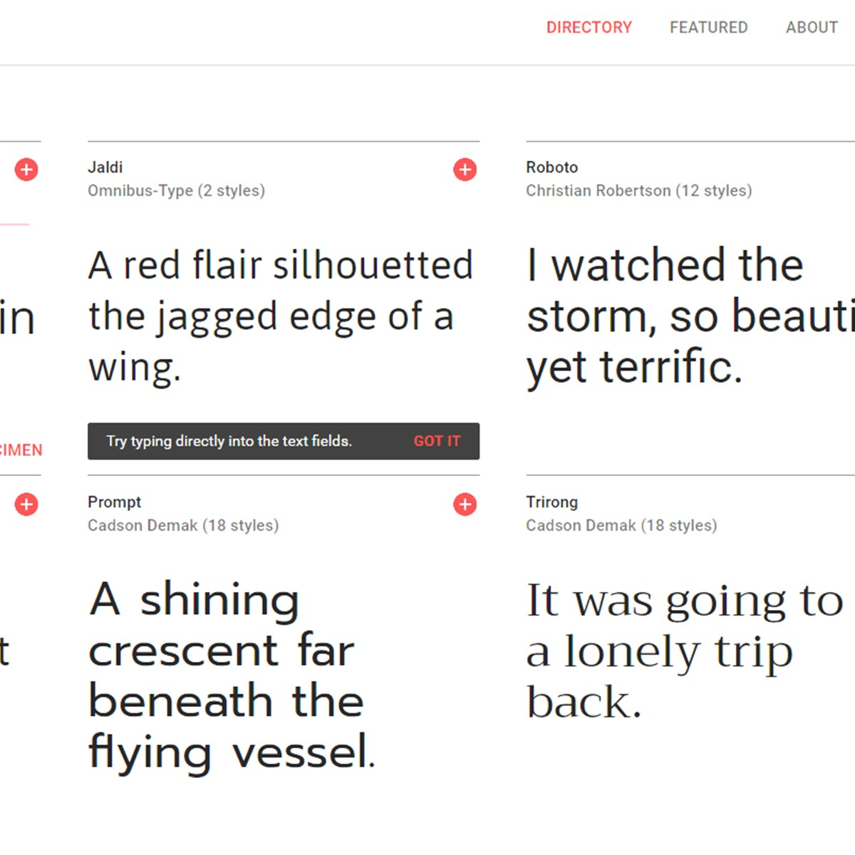 Google Fonts Alternatives and Similar Websites and Apps