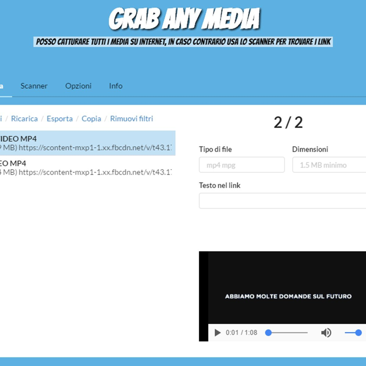 GrabAnyMedia Alternatives and Similar Software - AlternativeTo net