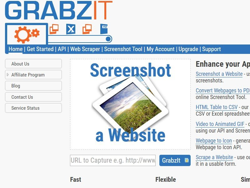 GrabzIt Alternatives and Similar Websites and Apps