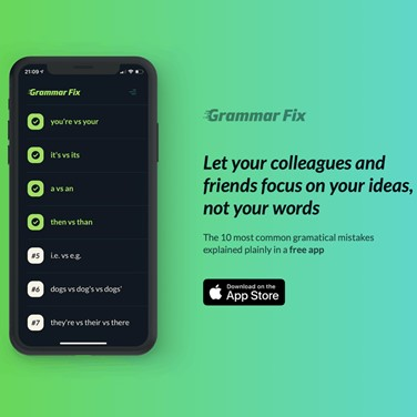 Grammar Fix Alternatives and Similar Apps - AlternativeTo net