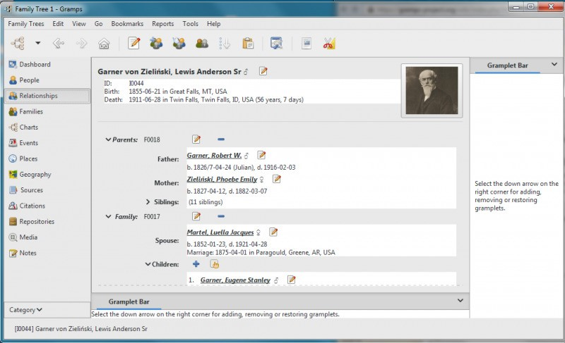 family tree software free download