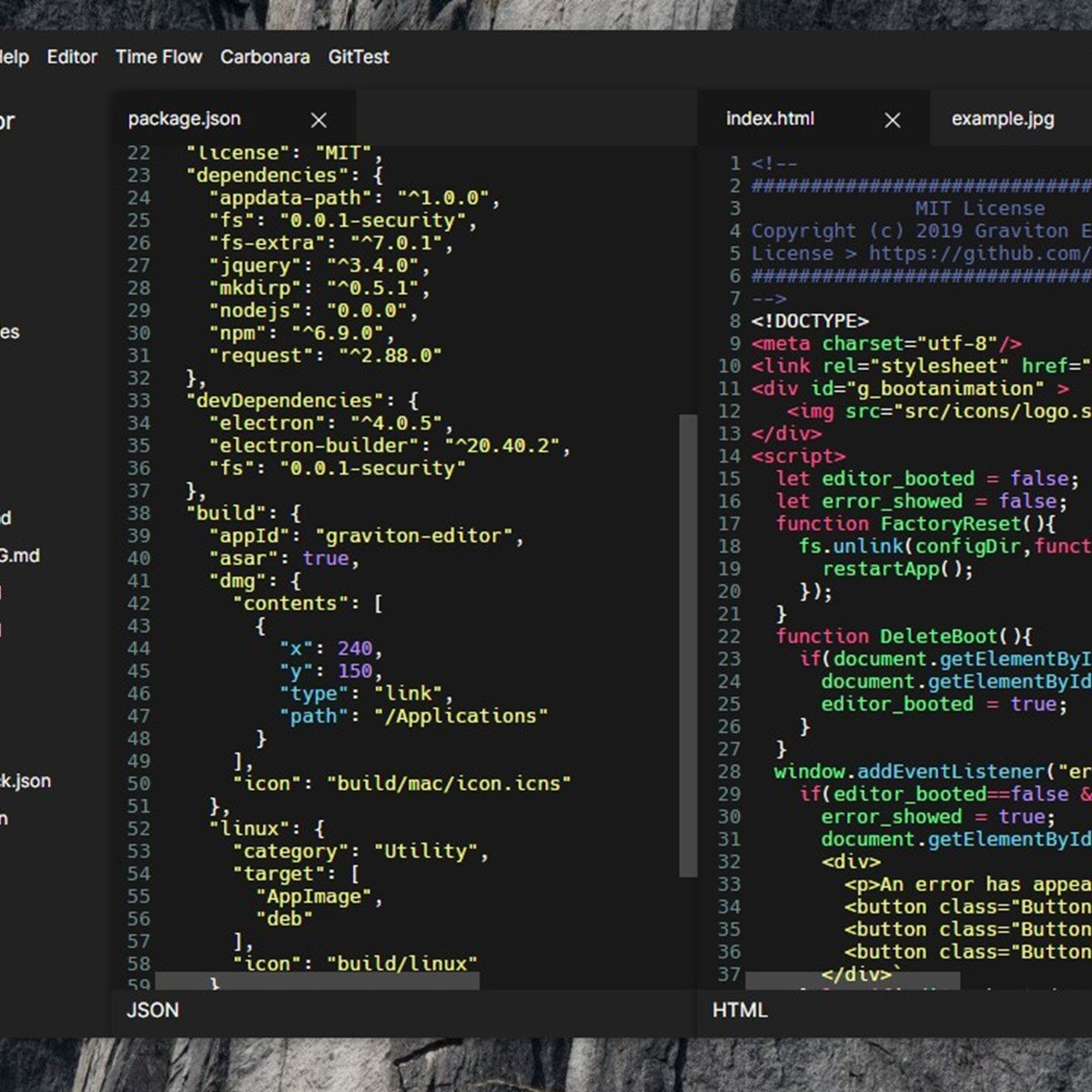Graviton Code Editor Alternatives and Similar Software