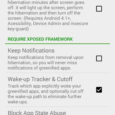 Greenify Reviews, Features, and Download links - AlternativeTo