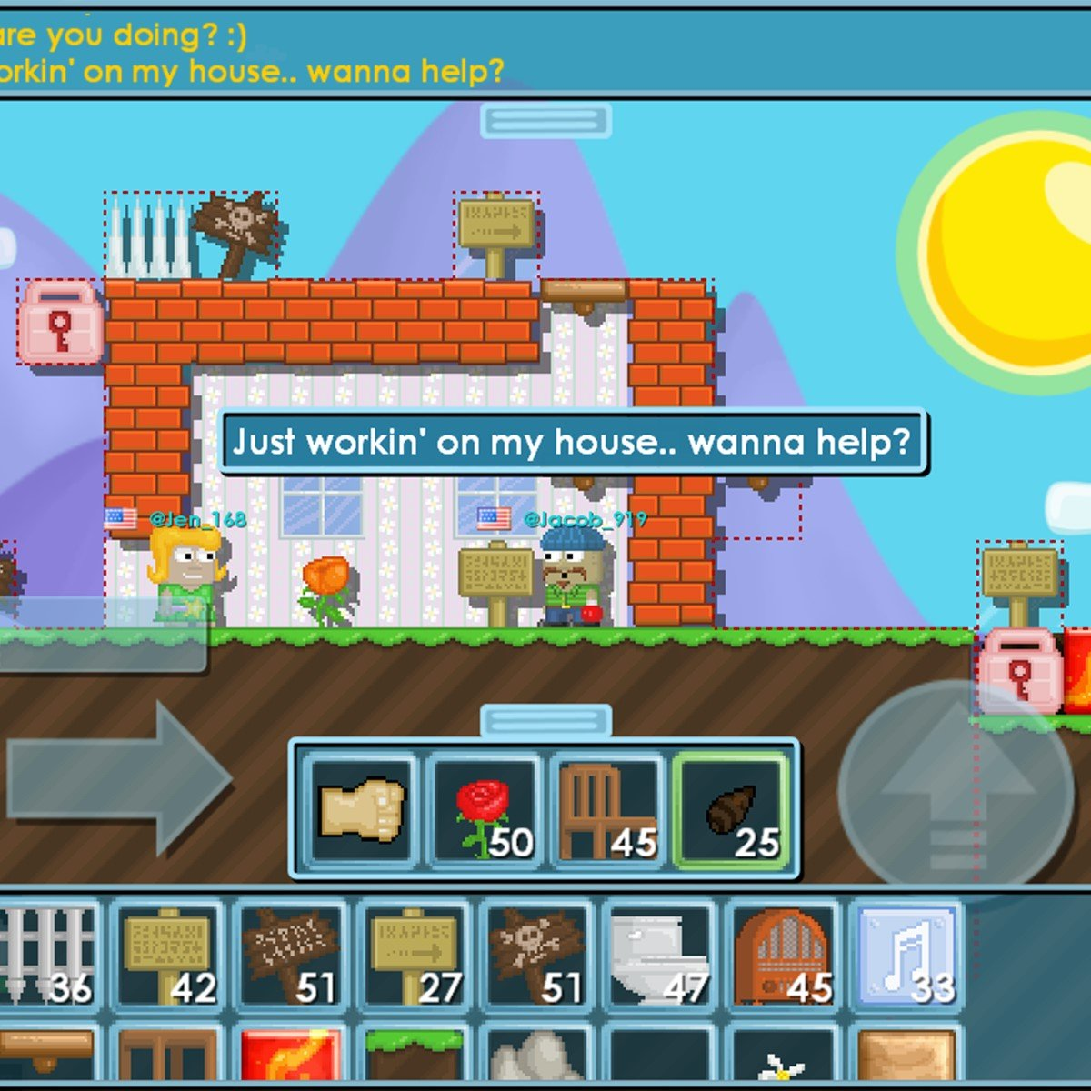 14 Games Like Growtopia