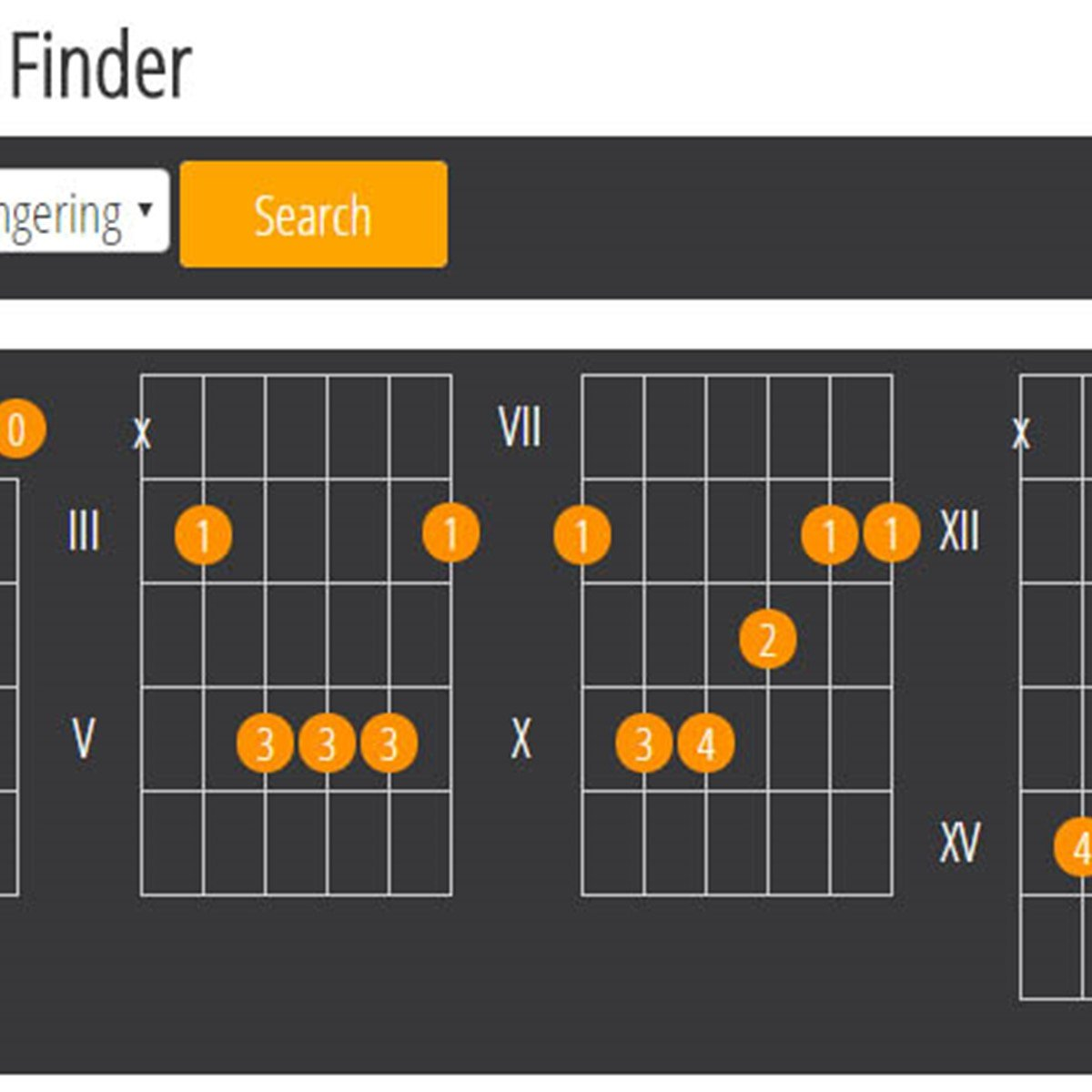 Guitar Chord Finder Alternatives And Similar Websites And Apps