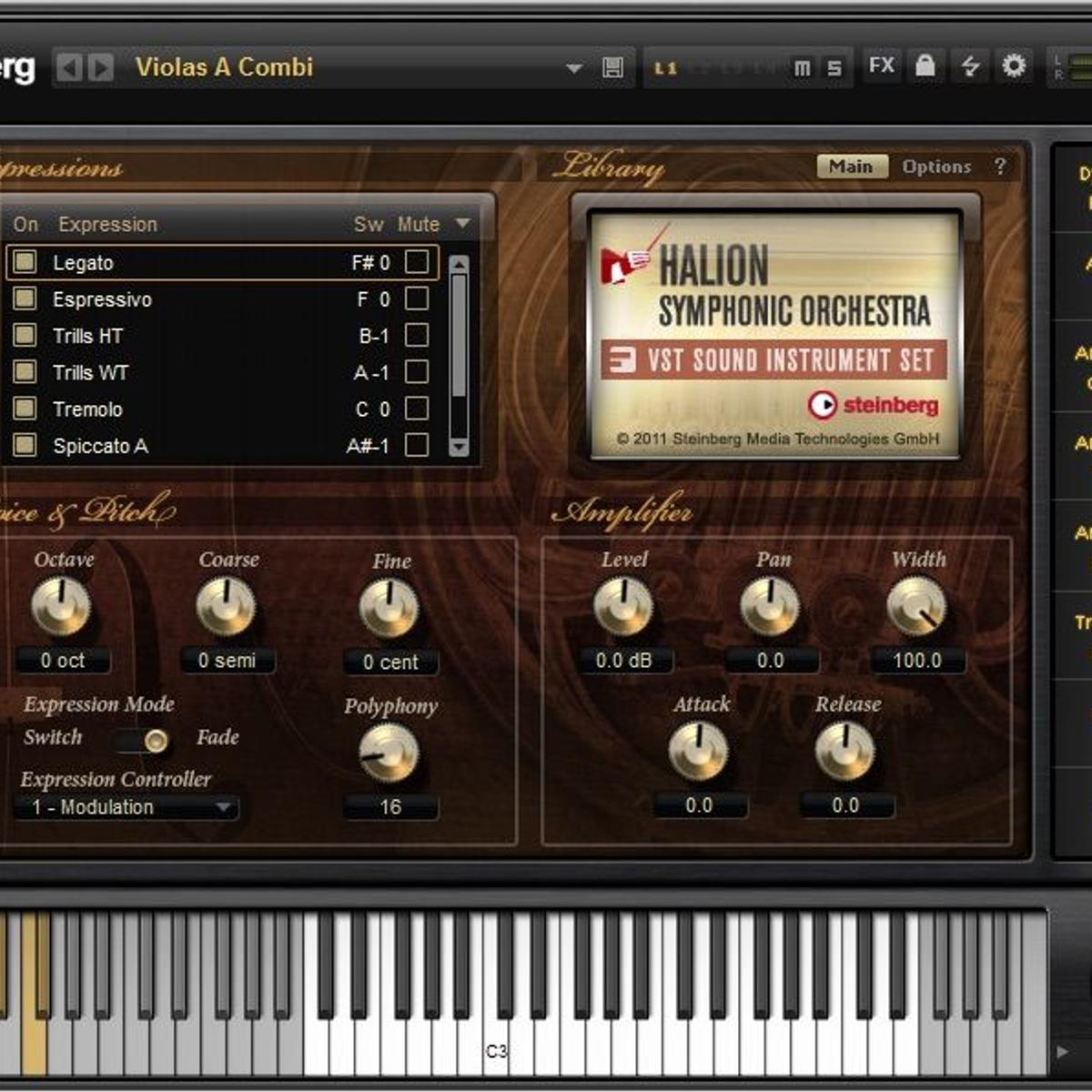 HALion Symphonic Orchestra Alternatives and Similar Software