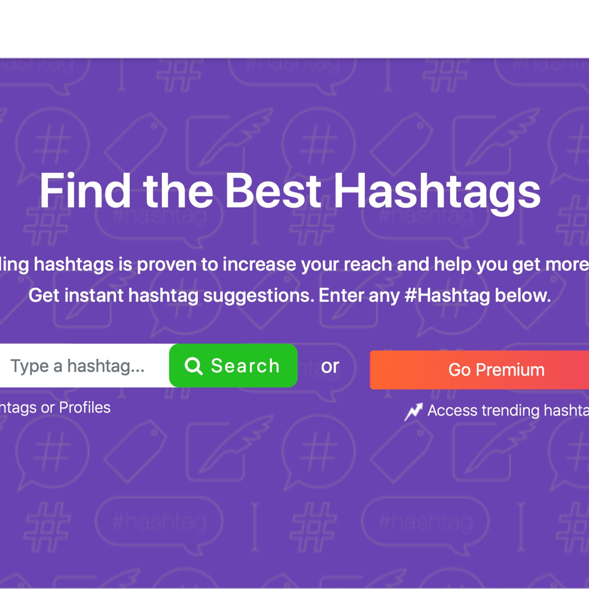 best hashtags for cryptocurrency