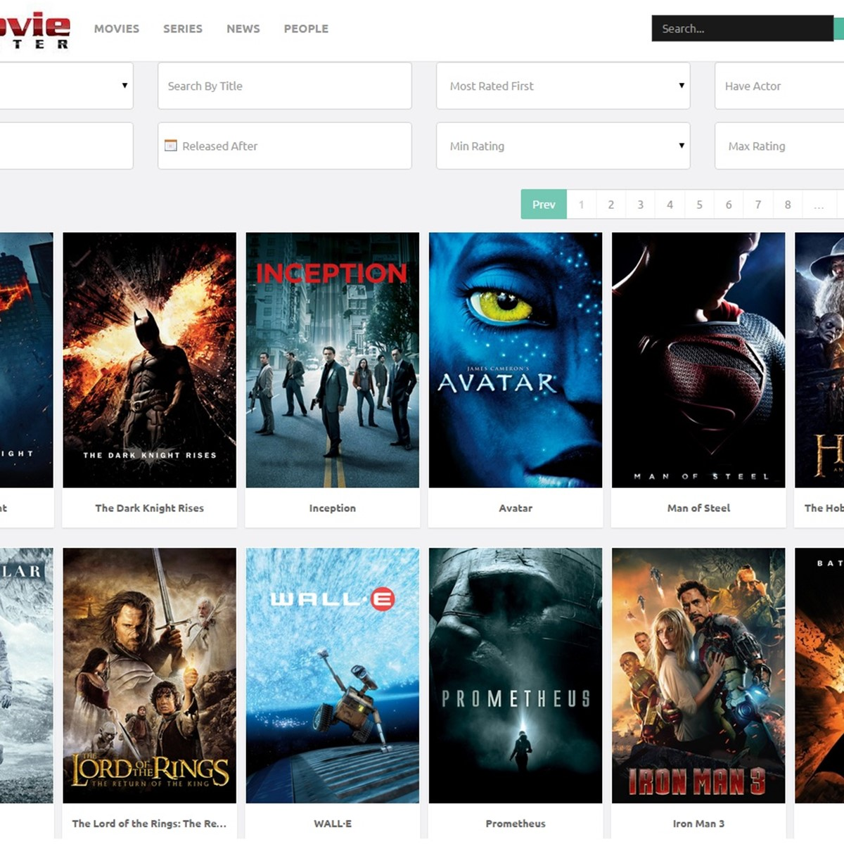 HD Movie Center Alternatives and Similar Websites and Apps