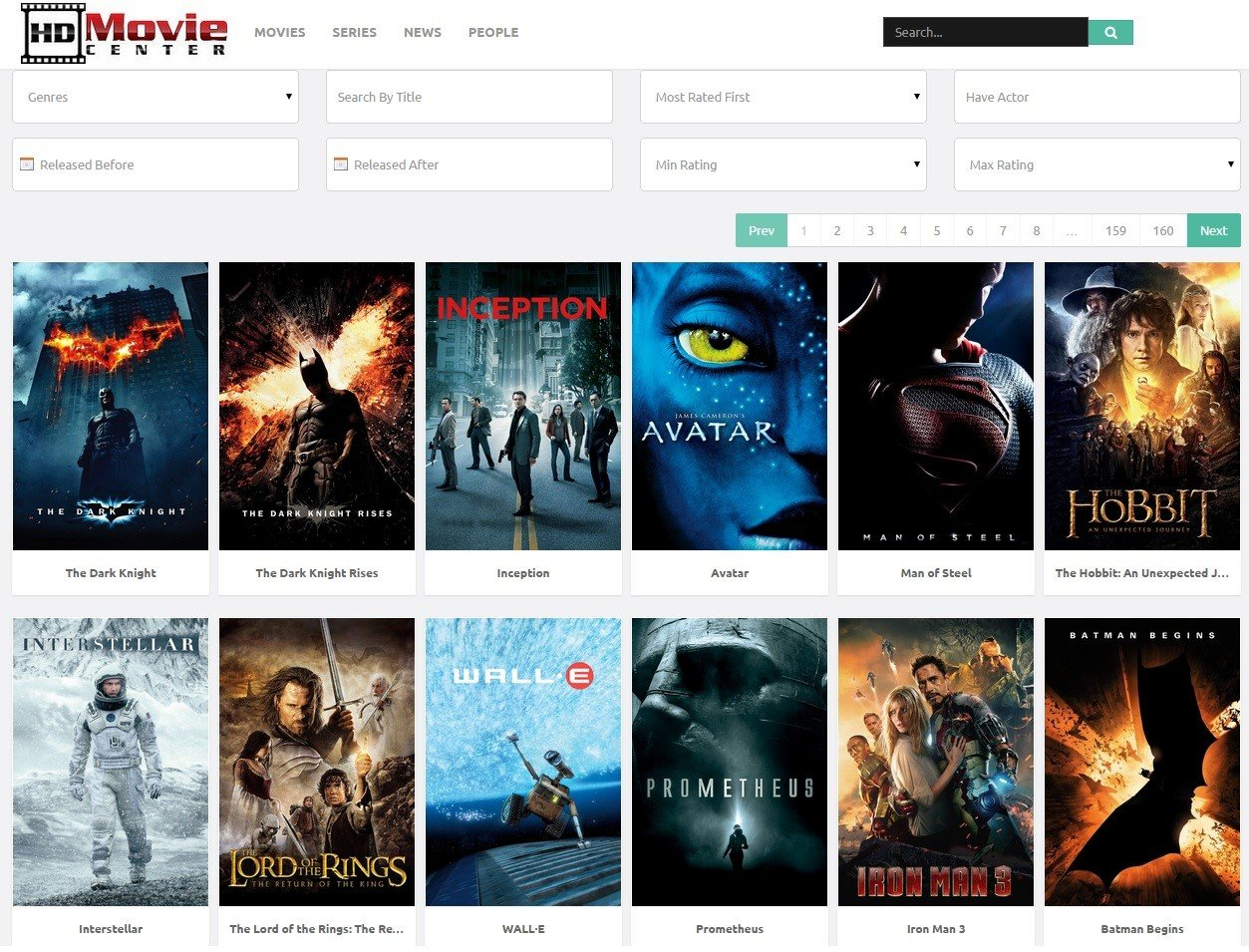 Image result for HD Movie Center