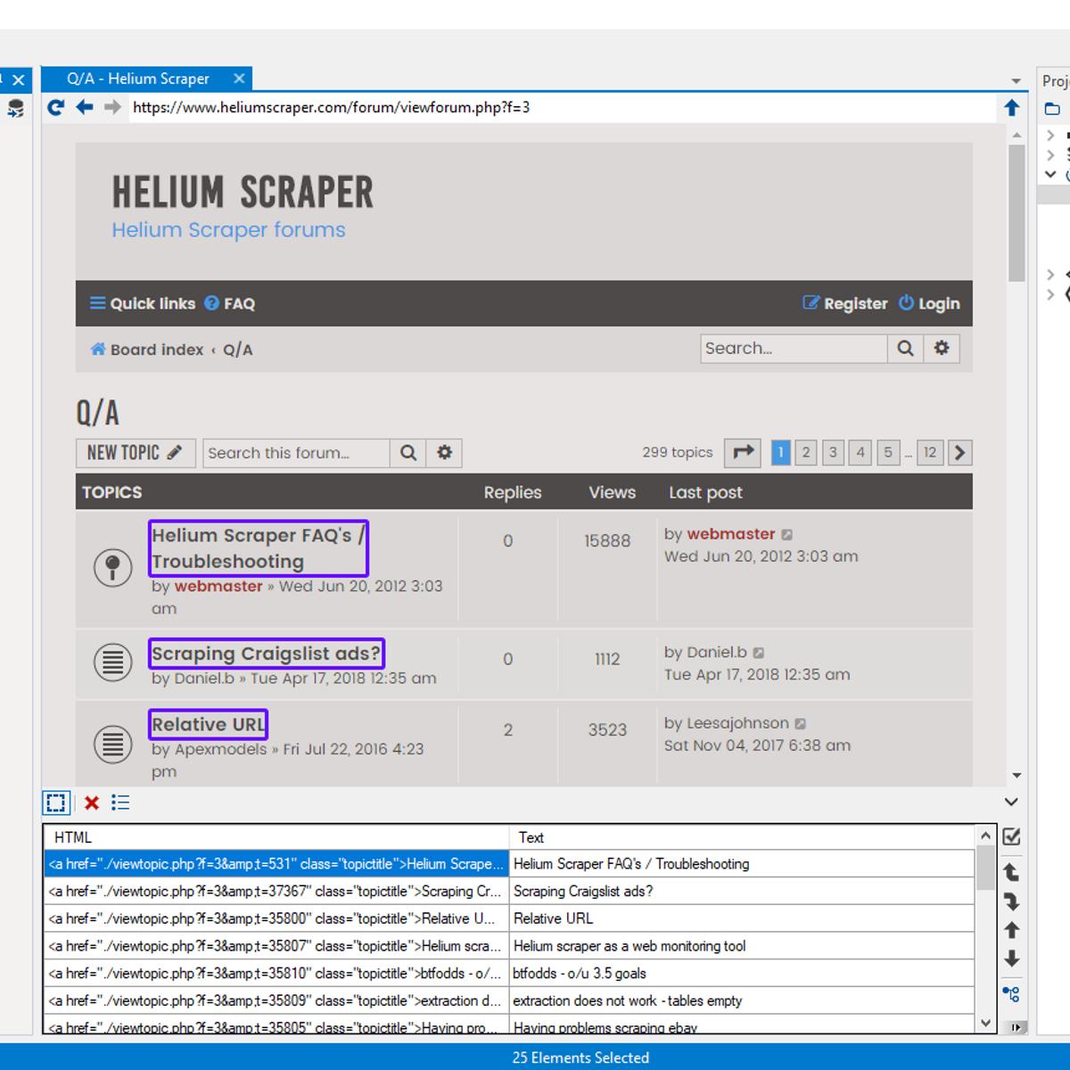 Helium Scraper Alternatives and Similar Software