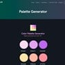 Color Palette Generator icon