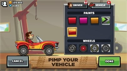 Image result for hill climb racing review play store
