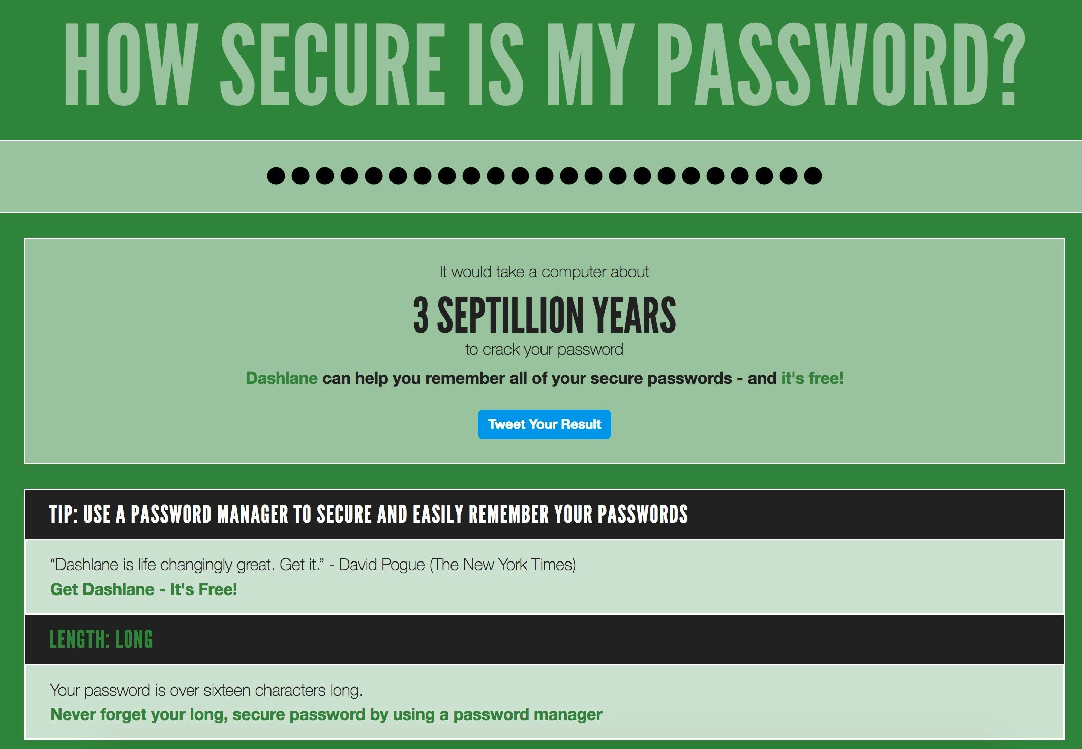 how do i find my password