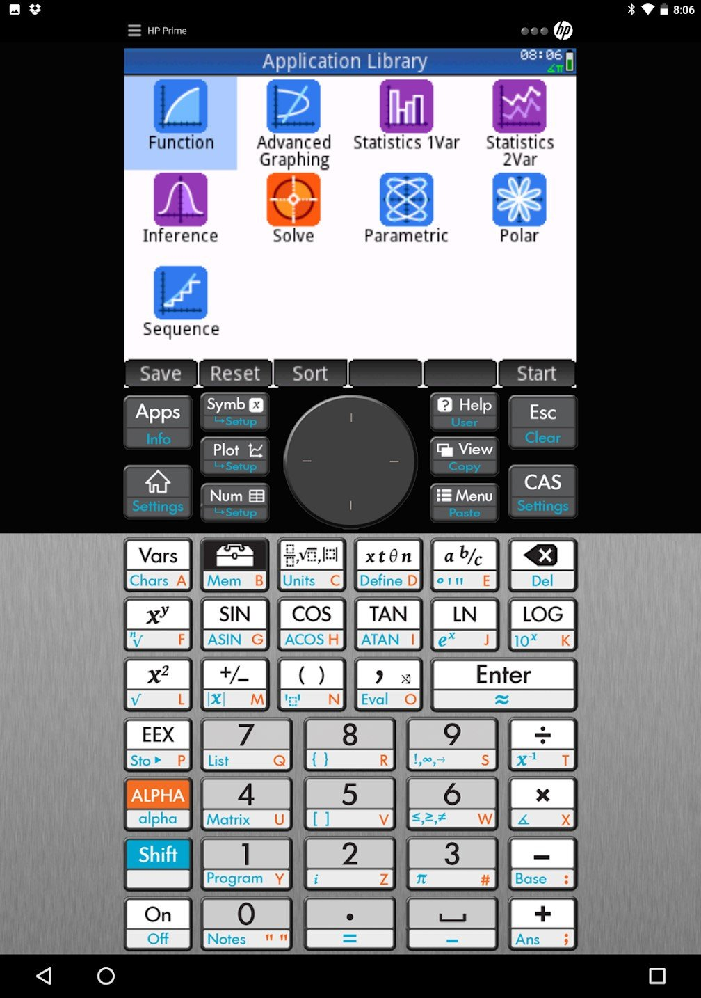 HP Prime Graphing Calculator Alternatives and Similar