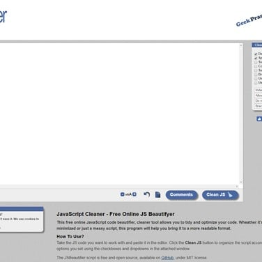 HTML-Cleaner com Alternatives and Similar Websites and Apps