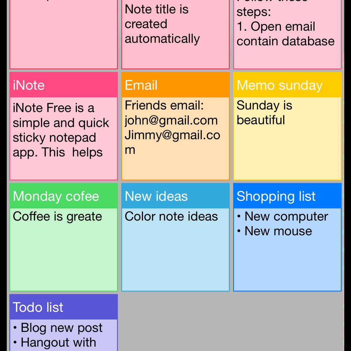 iNote Alternatives and Similar Apps - AlternativeTo net