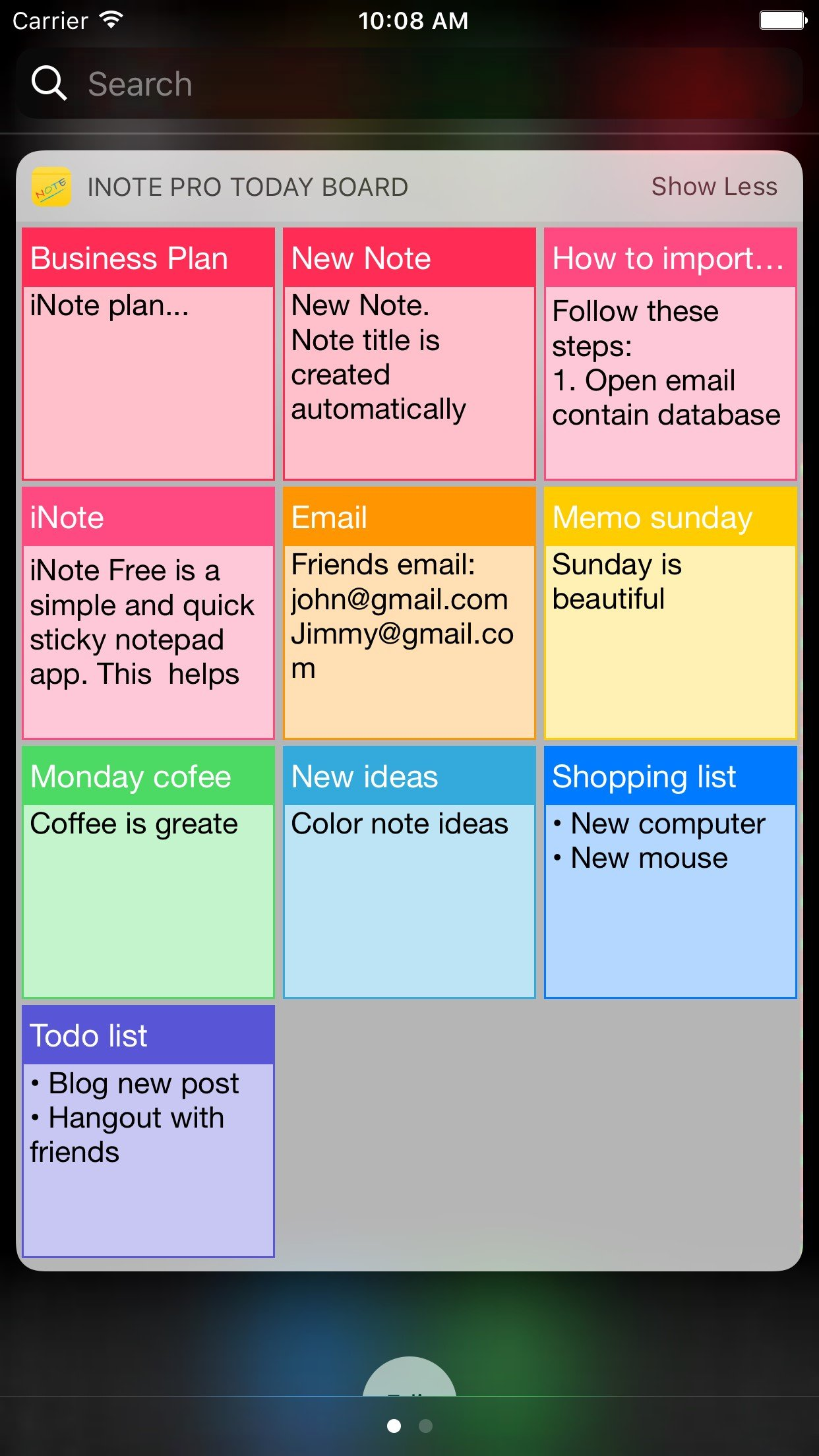 Simple Sticky Notes - Free download and software reviews ...