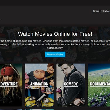 apps to watch movies online free