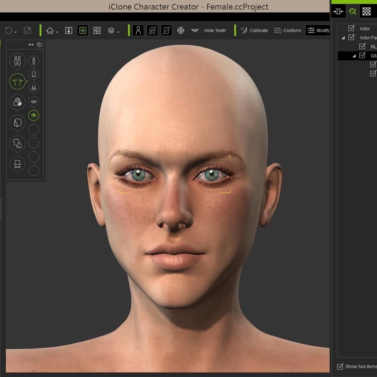 iClone Character Creator Alternatives and Similar Software