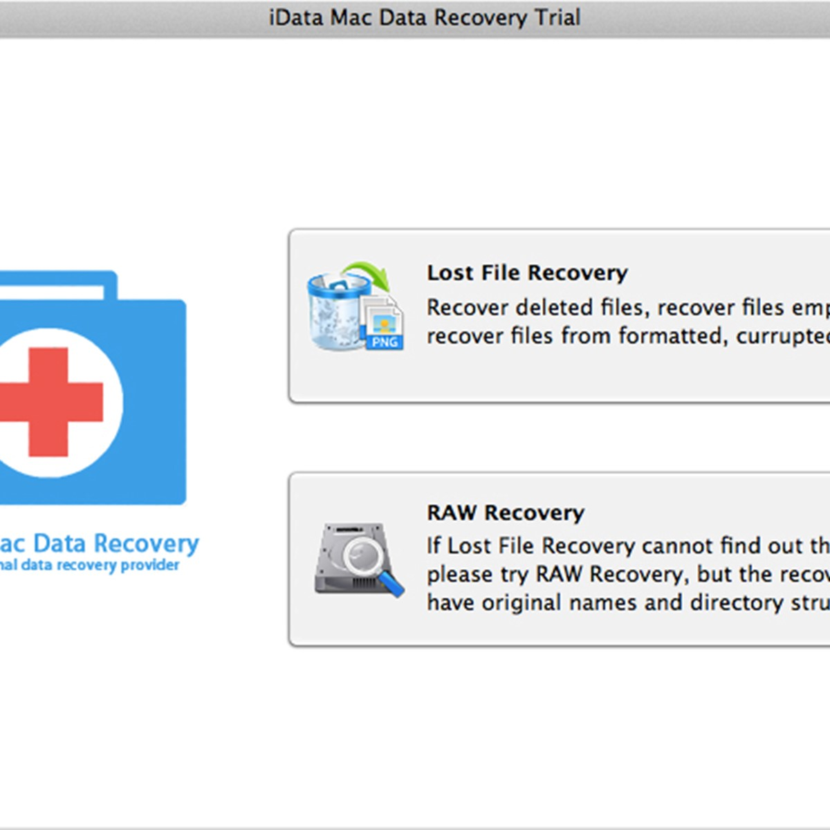 iData Mac Data Recovery Alternatives and Similar Software