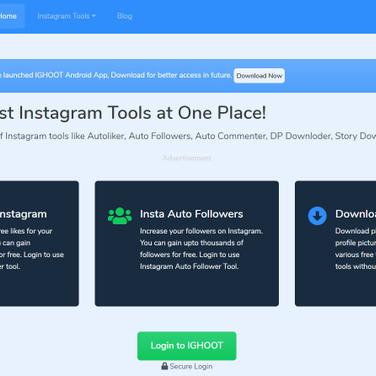 IG Hoot Alternatives and Similar Apps and Websites - AlternativeTo net