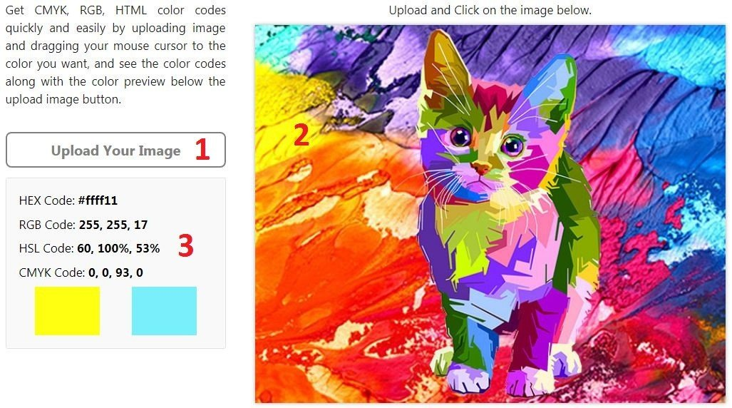 Image Color Picker Alternatives and Similar Websites and