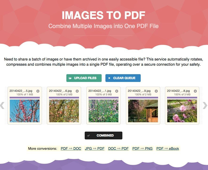 Images to PDF Alternatives and Similar Websites and Apps