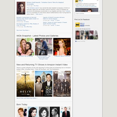 IMDb Alternatives and Similar Apps and Websites