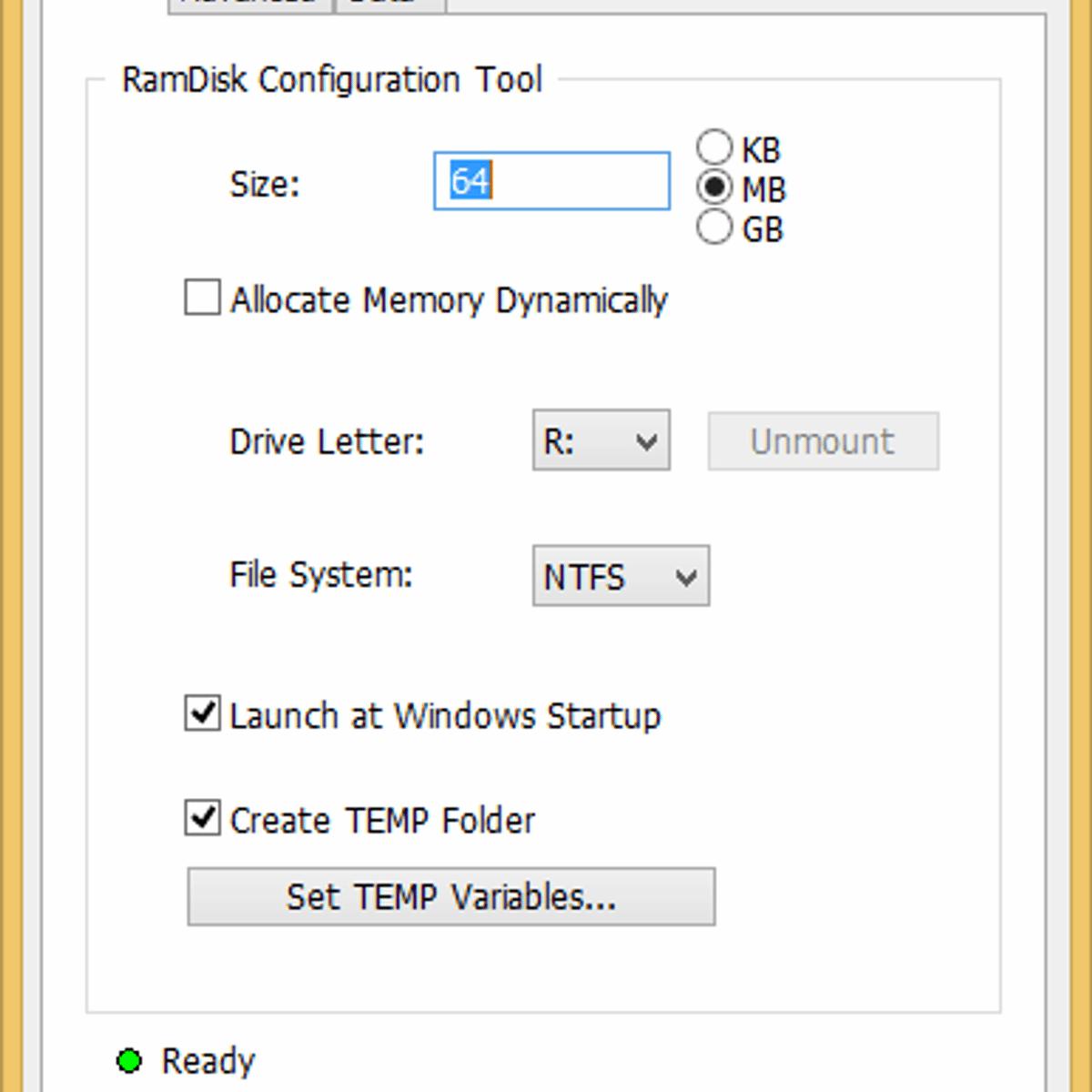 ImDisk Toolkit Alternatives and Similar Software