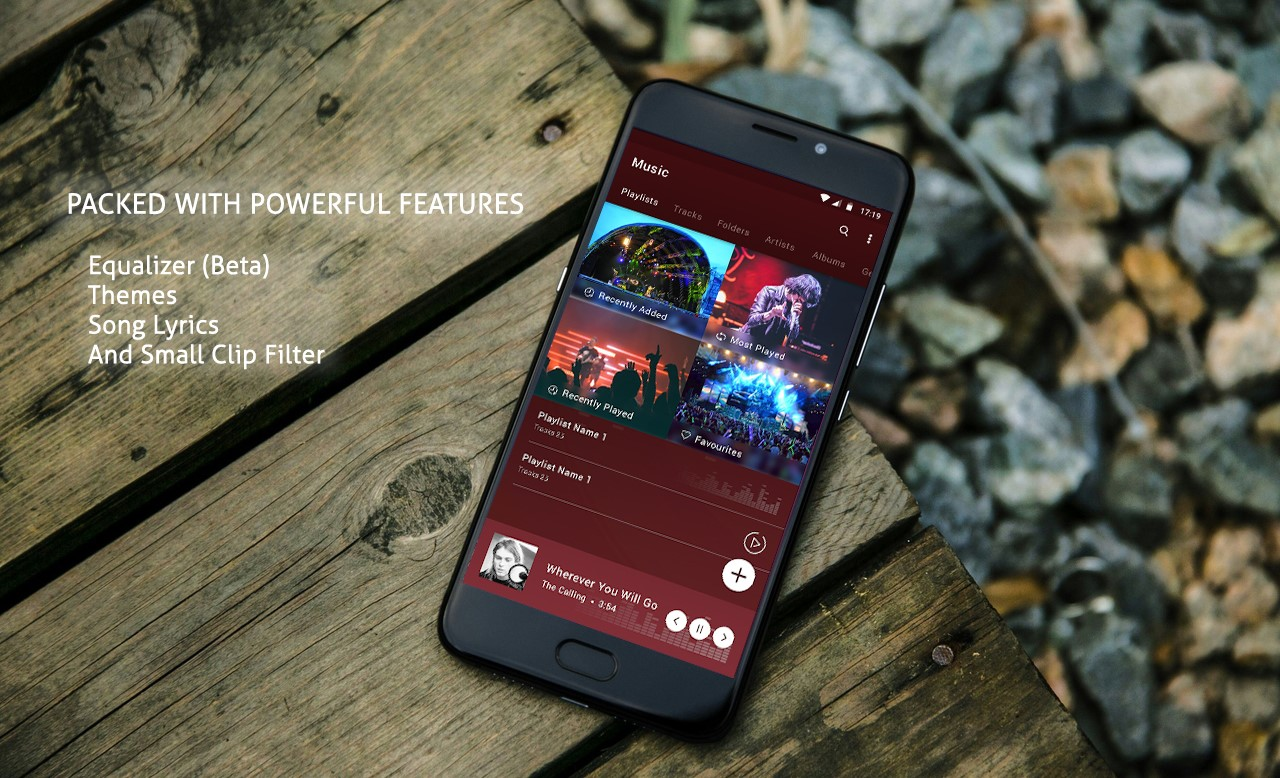 InPhone Music Player Alternatives and Similar Apps