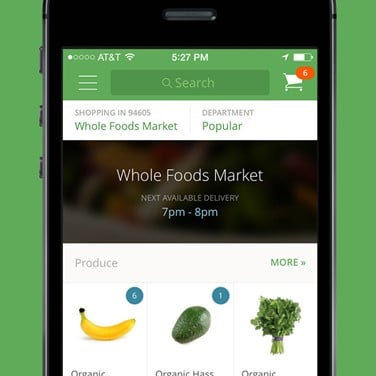 Instacart Alternatives and Similar Apps and Websites - AlternativeTo net