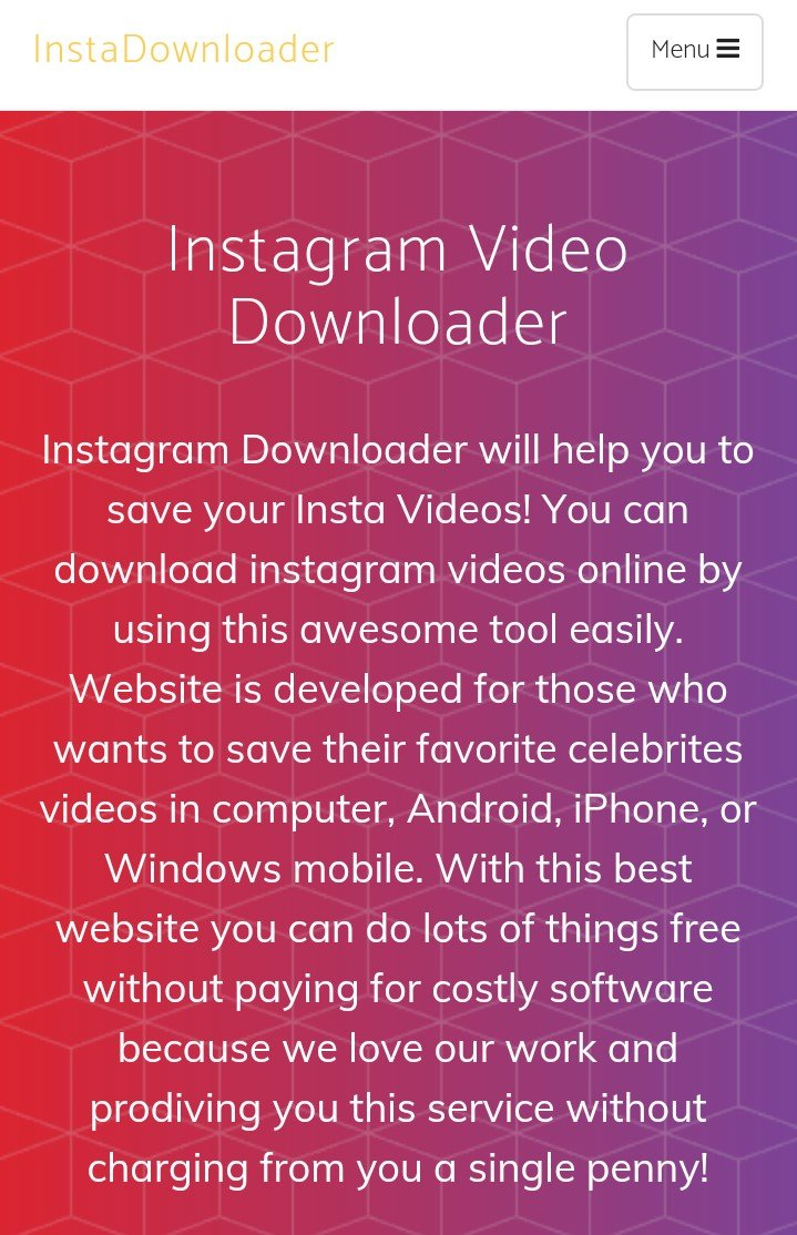 On Instagram Video Downloader In Our Activity Log It's Possible To Update  Thermation On Instagram Video
