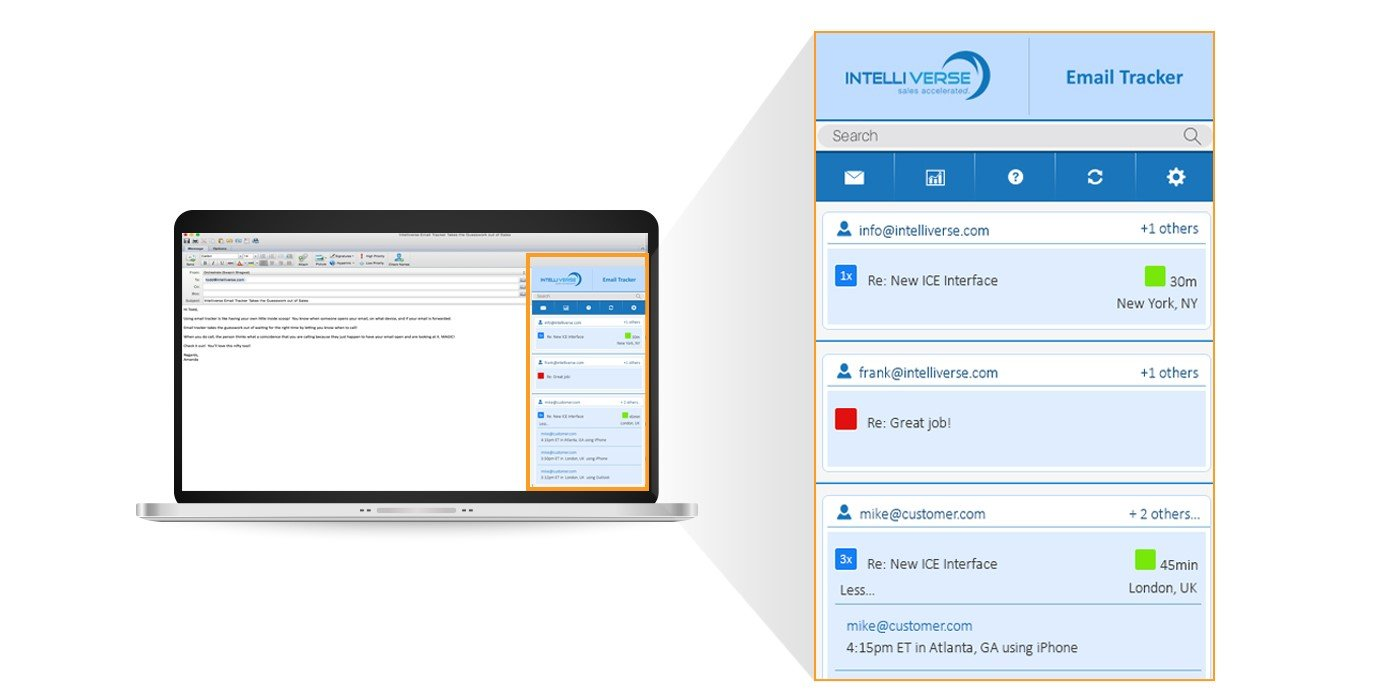 Intelliverse Email Tracker Alternatives and Similar Software