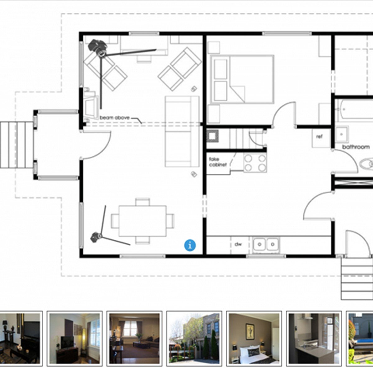 Interactive floor plan alternatives and similar software for Interactive home plans