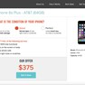 Offer page for your Apple device