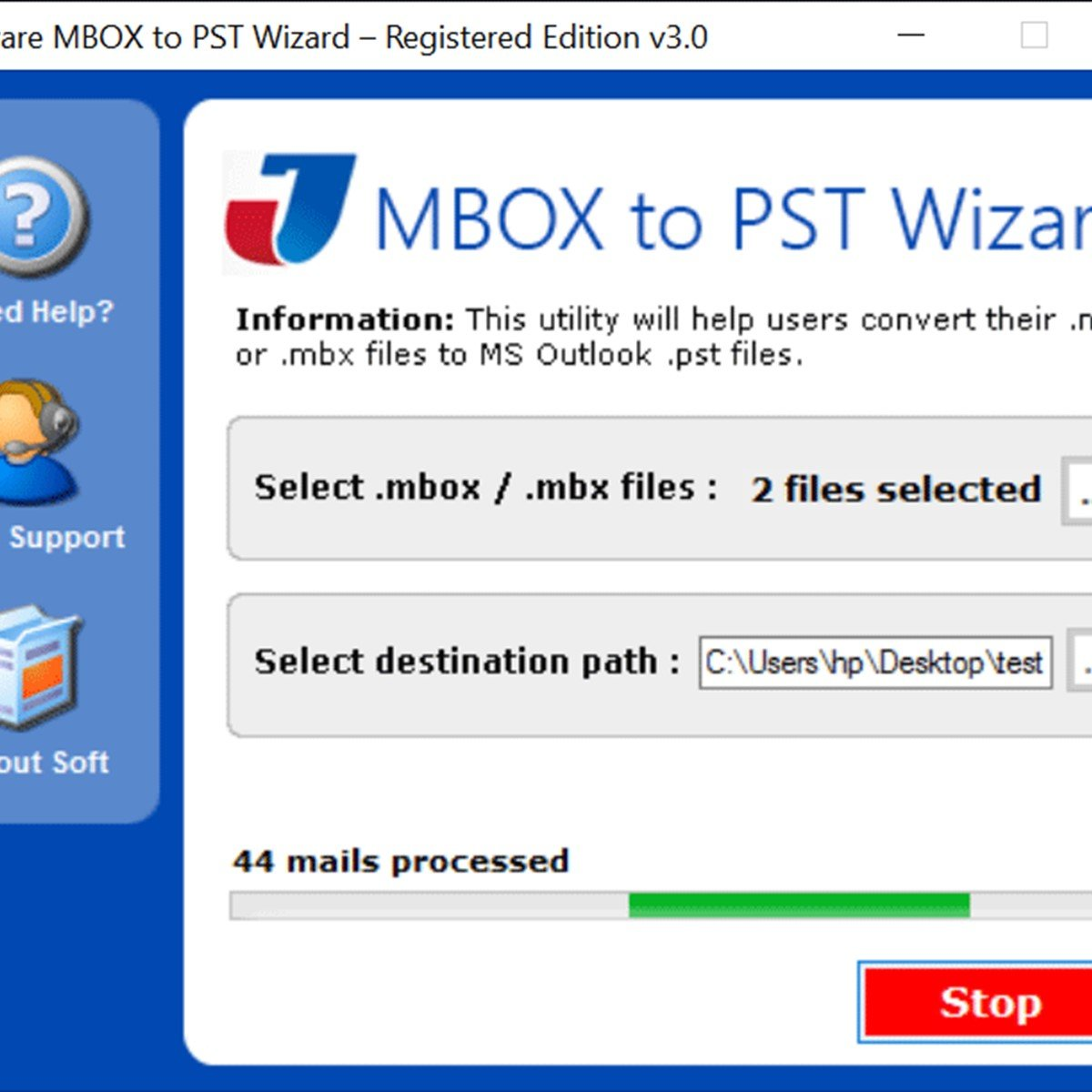 crack stellar outlook pst to mbox converter