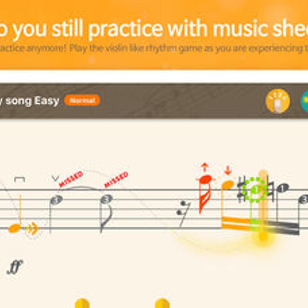 Jameasy for Violin Alternatives and Similar Apps