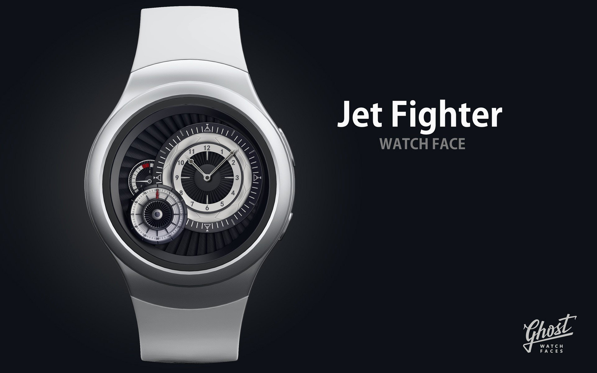 Jet Fighter Watch Face Alternatives and Similar Apps