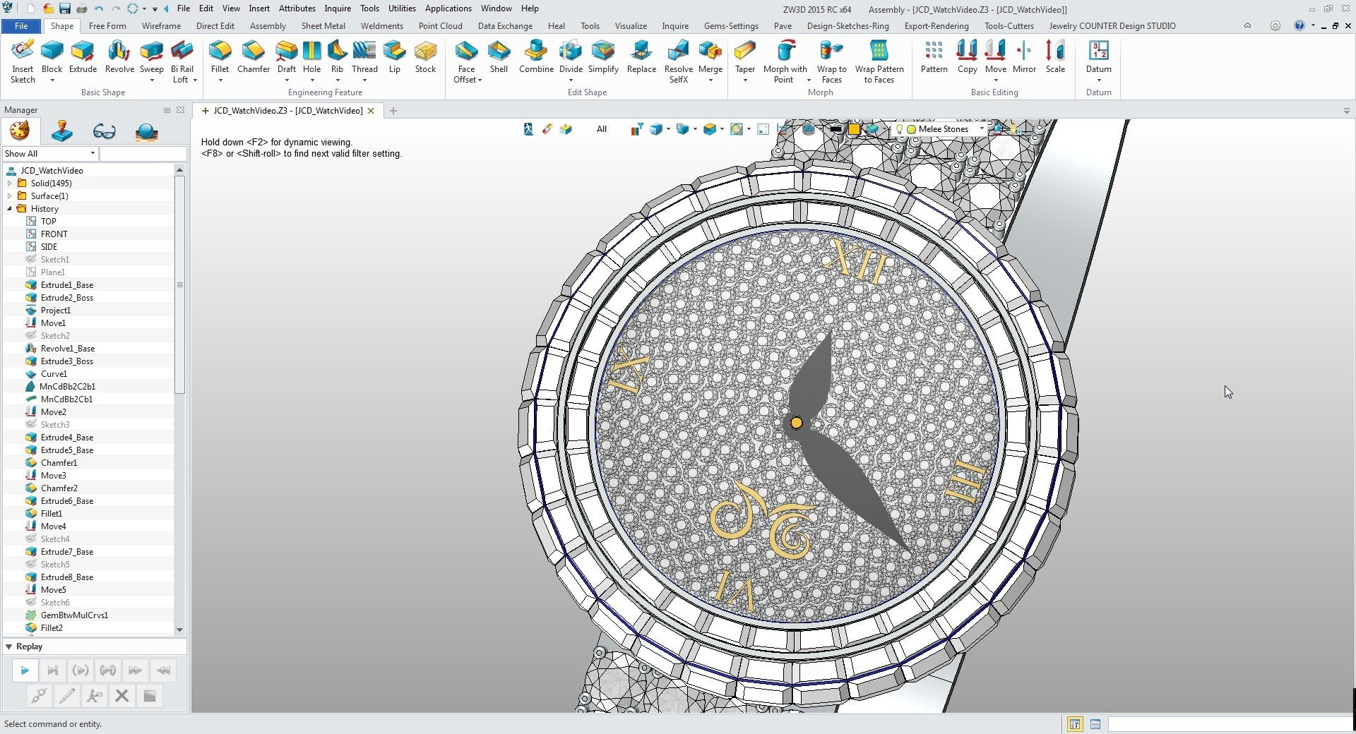 Jewelry Cad Dream Alternatives And