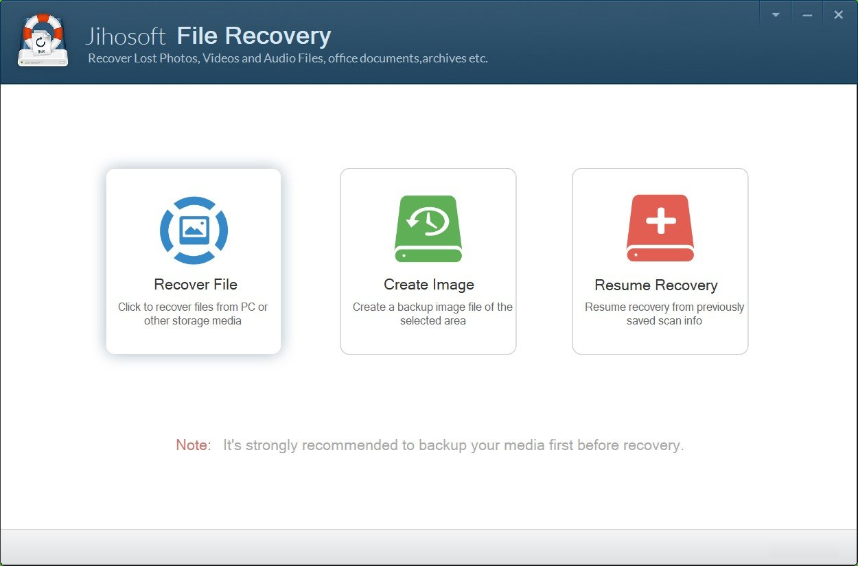 Jihosoft File Recovery Alternatives and Similar Software