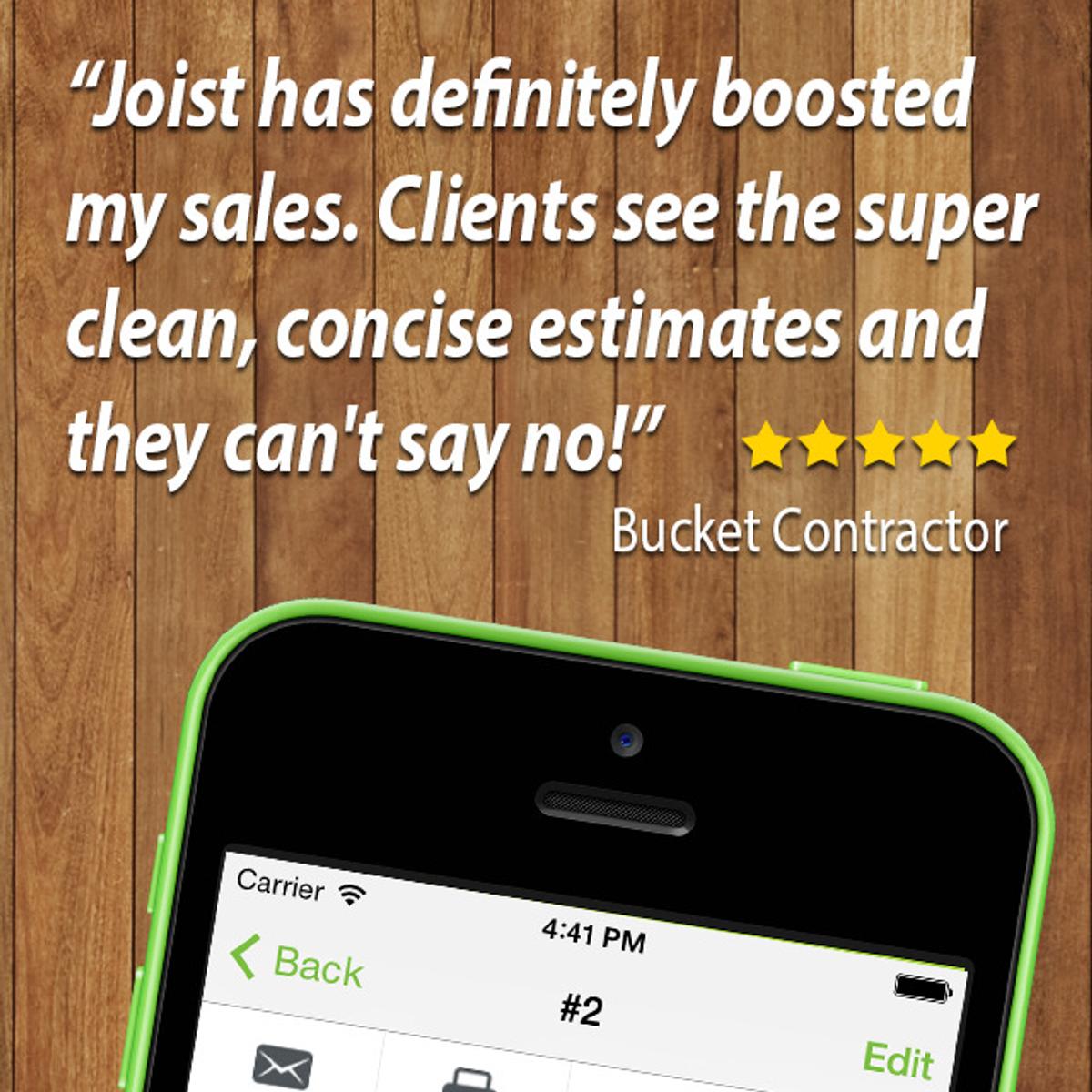 Joist Alternatives And Similar Apps And Websites AlternativeTonet - Joist invoice