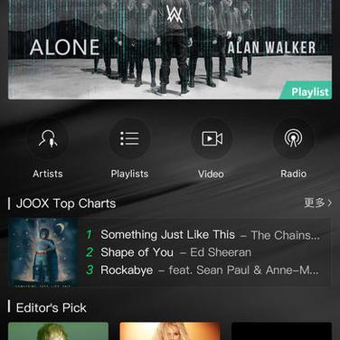 Joox Alternatives and Similar Apps and Websites - AlternativeTo net