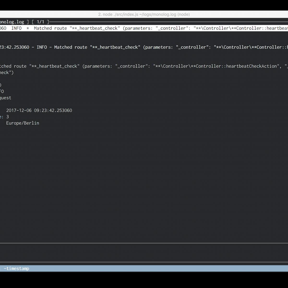 json-log-viewer Alternatives and Similar Software - AlternativeTo net