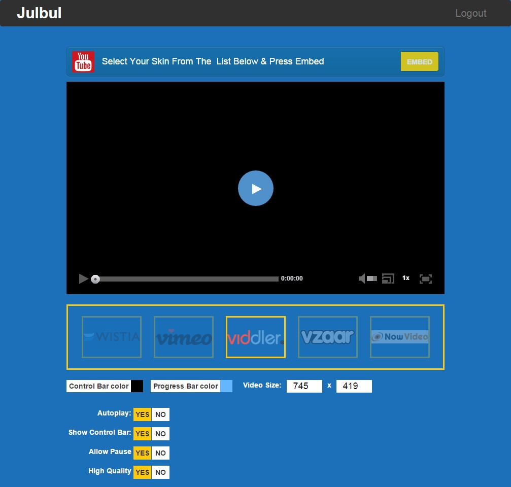 Julbul Alternatives and Similar Websites and Apps