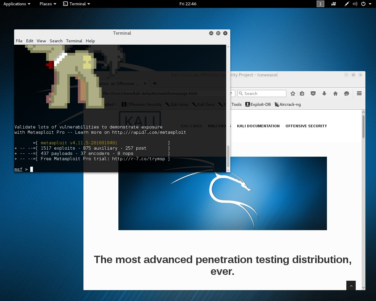 Kali Linux Alternatives and Similar Software - AlternativeTo net