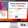 UI.Vision Kantu is a browser extension, but it can do desktop automation as well!  icon