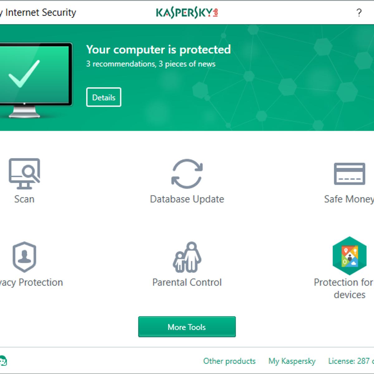 Kaspersky Internet Security Alternatives And Similar Software Antivirus 3 Pc 2 Th