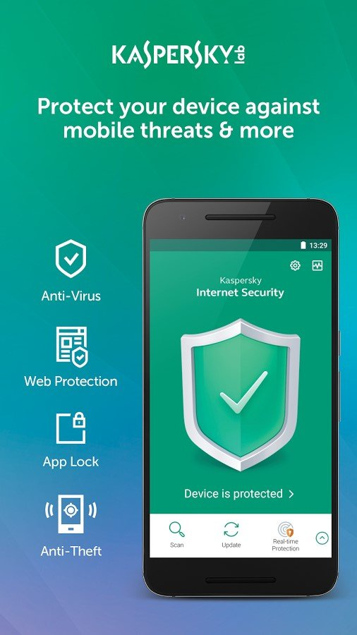 Kaspersky Internet Security for Android Alternatives and Similar