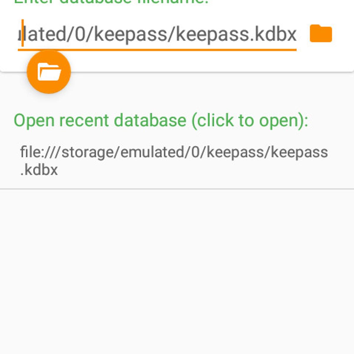 KeePass DX Alternatives and Similar Apps - AlternativeTo net